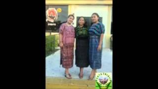 mujeres bonita  en santa eulalia huehuetenango