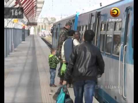 Электрички пригородов Казани попали под сокращение
