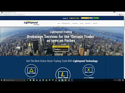 New Features of the Lightspeed Trader Platform