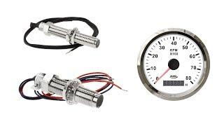 Датчик тахометра для дизельного и бензинового двигателя (на маховик)