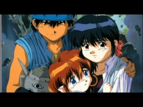 anime 3x3 eyes