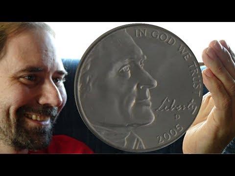 USA 2005 D Westward Journey Nickel
