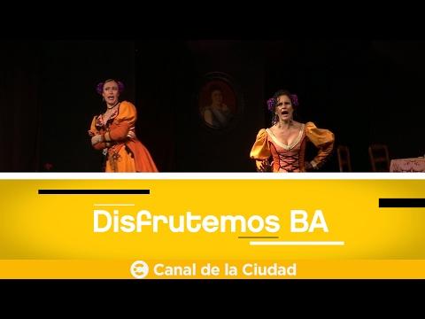 """<h3 class=""""list-group-item-title"""">Conocemos al elenco de """"Yo no soy la malquerida"""" en el Museo Enrique Larreta en Disfrutemos BA</h3>"""