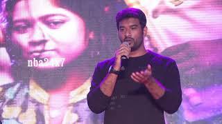 Some lyrics was written for Actor Vijay: Lyricist Vivek | Meyatha Maan Audio Launch | nba 24x7