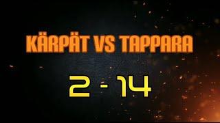 """16.02.2020 """"Kärpät"""" vs """"Tappara"""" (2-14)"""
