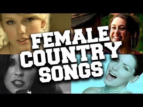top-50-most-popular-female-country-songs