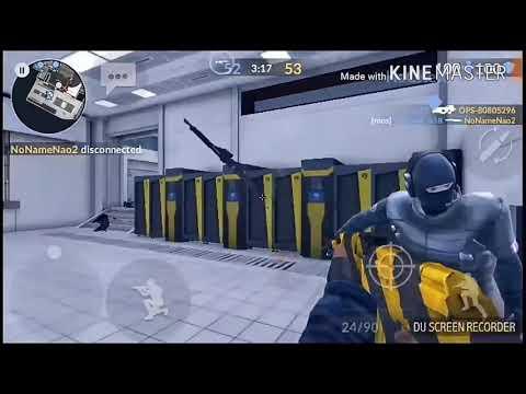 Critical Ops Indonesia #1 Deathmatch room BUREAU!!