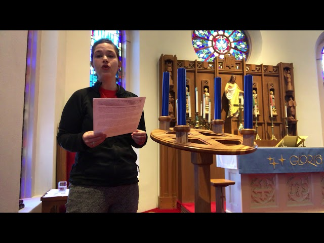 Explanation of the Advent wreath