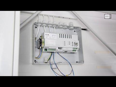 Centralka sterujca Eaton CGLine+ - instalacja oraz uruchomienie