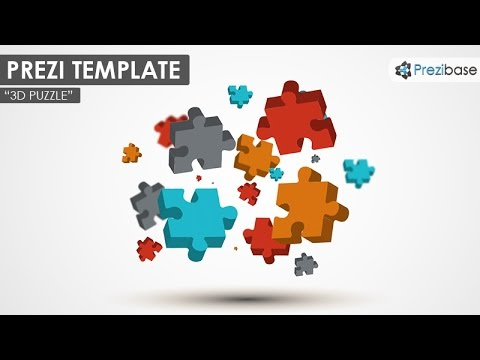 D Puzzle  Prezi Template  Youtube