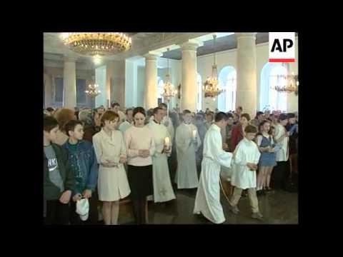 Orthodox priest accuse Vatican of inter-faith hostility