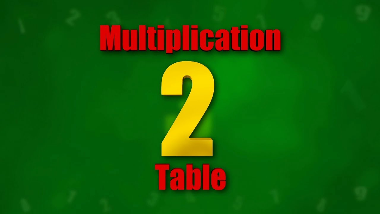Table 02 multiplication tables 3d animation videos for kids table 02 multiplication tables 3d animation videos for kids gamestrikefo Gallery