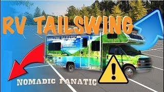 Understanding & Preparing for RV Tail Swing