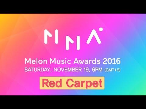 [2016 MelOn Music Awards] Red Carpet(레드카펫)