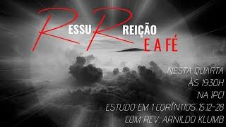 IP Central de Itapeva - Culto de Quarta-Feira - 21/10/2020