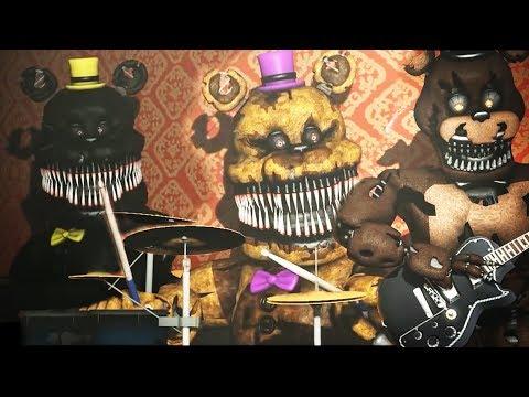 """FNAF: """"5 AM At Freddy's"""""""