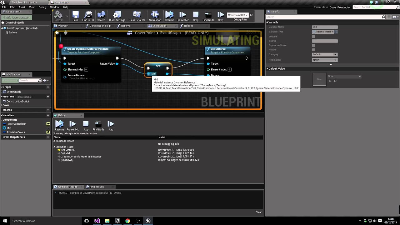 Debugging unreal engine blueprint quick discussion youtube debugging unreal engine blueprint quick discussion malvernweather Choice Image