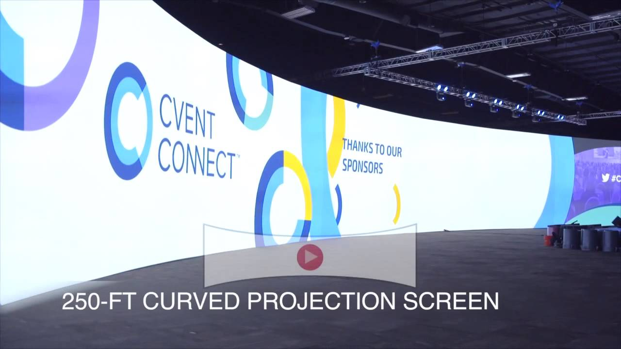 AV Concepts & Cvent CONNECT Create Immersive General Session