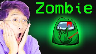 LANKYBOX Reacts To AMONG US ZOMBIE MODE! (NEW AMONG US ZOMBIE ANIMATIONS!)