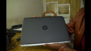 HP PROBOOK 450 G3 REVIEW core i7 -6500U @ 2.50GHz by the Unboxing Brothers theunboxingbrothers
