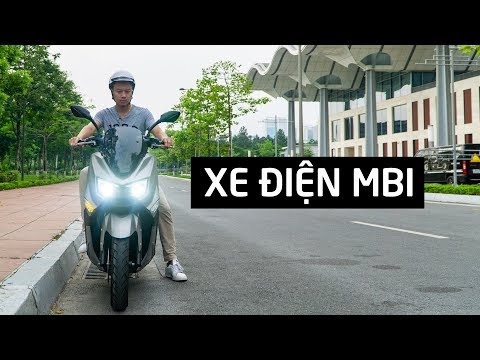 Đánh giá tổng hợp xe máy điện MBI
