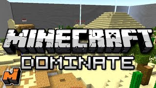 Minecraft: PYRAMID BATTLE! - Mineplex Dominate
