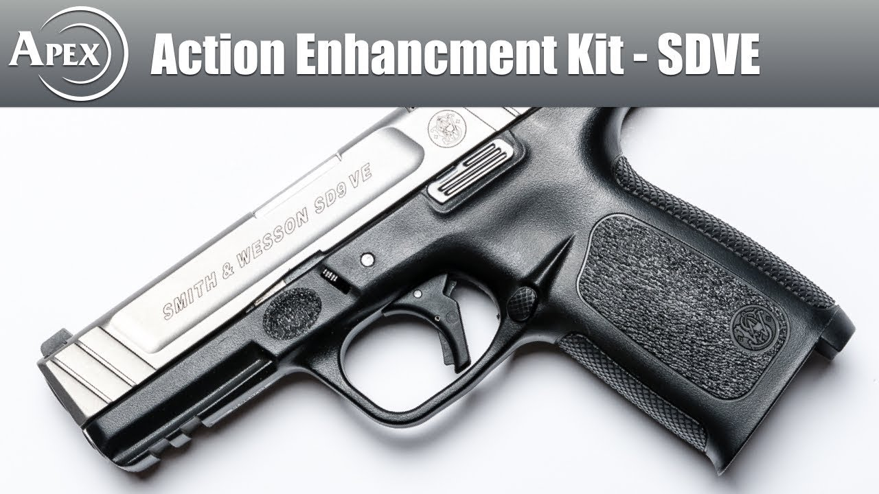 What We Carry: SD9VE – Apex Tactical Specialties