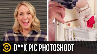 D**k Pic Photo Shoot - Not Safe with Nikki Glaser