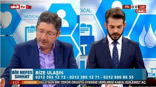 Bir Nefes Sıhhat - Tıbbın damar tıkanıklığı tezini Mustafa Eraslan canlı yayında yıktı !