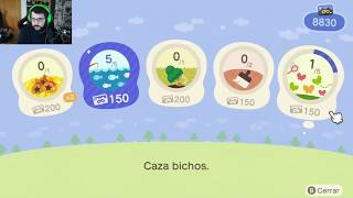 TARANTELAS - Animal Crossing New Horizons - Directo 10