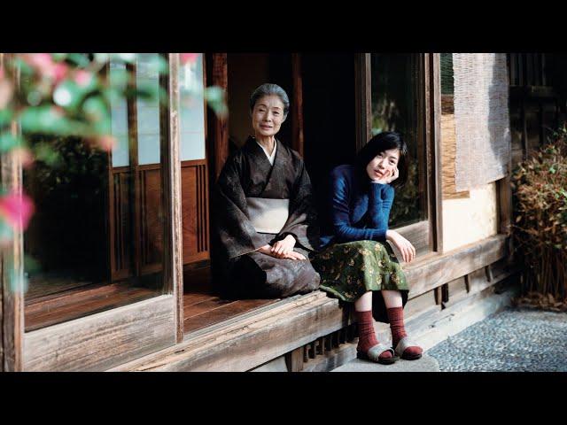 映画『椿の庭』予告篇