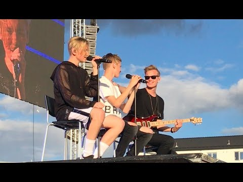 Marcus & Martinus- Heartbeat (Voldsløkka, Oslo)