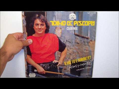Tullio De Piscopo - 'E fatto è sorde'! E? (money money) (1985 Club mix)