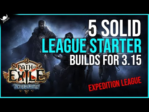 Download Path Of Exile 3.15 Starter Builds 🔥 5 Potential PoE Expedition Starter Builds (2021)