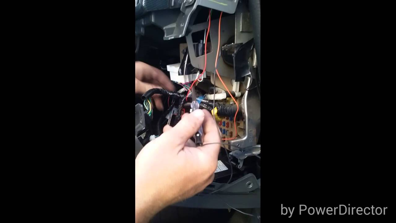 how to wire a boost gauge in a subaru wrx hatch youtube rh youtube com 02 WRX Gauges Subaru WRX Gauge Pods