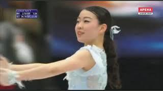 World 2019 Чемпионат мира по фигурному катанию Рика Кихира Короткая программа Rika Kihira SP