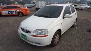 [Autowini.com] 2003 GM Daewoo (Chevrolet) Kalos Manual