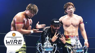 The Wire: IWGP Junior Tag 3-Way Championship at WK13