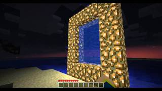 Repeat youtube video Minecraft Aether MOD lets play ep 1