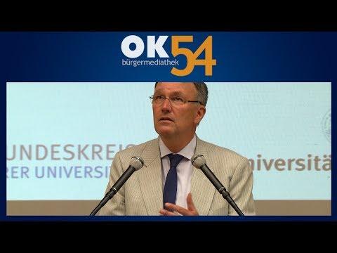 Dr. Michael Lüders - Vorlesung 2/3: Wie Washington seit 1949 regime change in Damaskus betreibt
