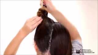 как быстро накрутить волосы без плойки / быстрая укладка/how fast wind the hair(ето видео о том как быстор накрутить волосы без плойки с помощю китайских палочок и спрея для волос , /UTB..., 2015-05-07T12:15:15.000Z)