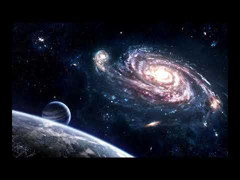 Глубины космоса. Музыка  Сергея Чекалина. Depths of space. Music Sergei Chekalin.