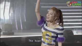 【繁體中字】少女時代 Girls' Generation (SNSD) - BORN TO BE A LADY (First Japan Tour)
