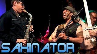 THE TERMINATOR - SchwarZenatoR feat. BriansThing
