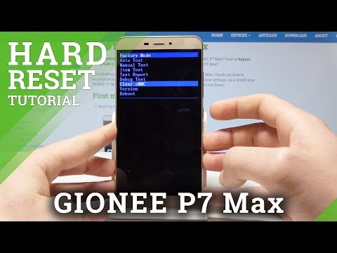 Gionee P7 Video clips - PhoneArena