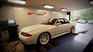 homepage tile video photo for R32 GTR HITS THE DYNO!!