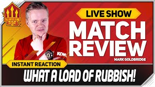 GOLDBRIDGE! Manchester United 1-1 Rochdale Match Reaction