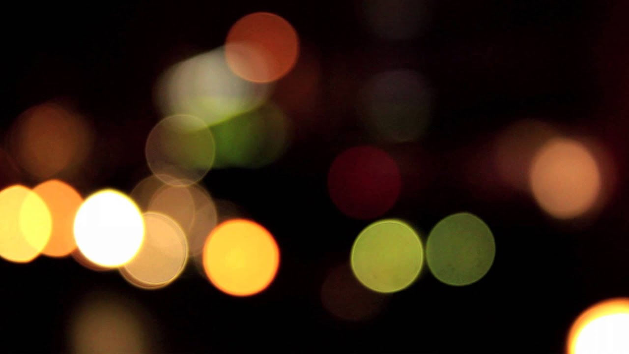 Smooth Bokeh Lights Free Hd Stock
