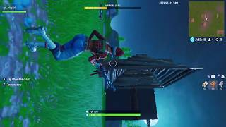 Fortnite Glitch - France Build Sideways In Fortnite (Found by Jack)