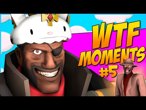 TF2: WTF Moments #5 [Compilation]